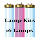 For 16 Lamp Beds