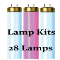 For 28 Lamp Beds