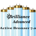 Brilliance Active Bronzer FR71 VHO 7.0 BP