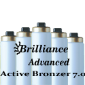 Brilliance Active Bronzer FR73 VHO 7.0 RDC