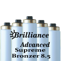 Brilliance Supreme Bronzer F73 8.5 RDC