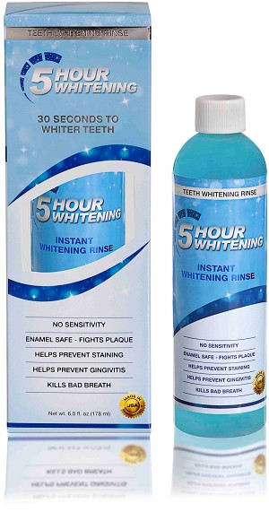 BleachBright 5 Hour Whitening Rinse 6oz