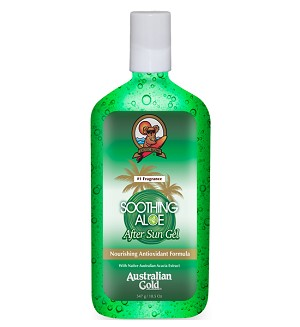 Australian Gold Soothing Aloe After Sun Gel 18.5oz