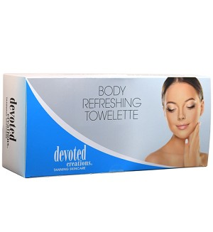DC Body Refreshing Towelette