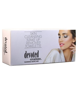 DC Skin Cleansing Make Up Remover Towelette