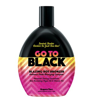 Go to Black Blazing Hot Bronzer 12oz