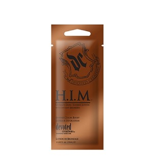 H.I.M. Dark Bronzing Lotion Pk .5oz