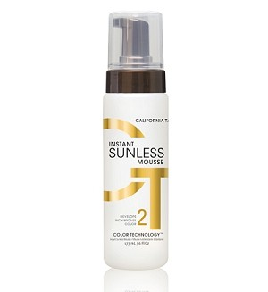 Instant Sunless Mousse 6oz