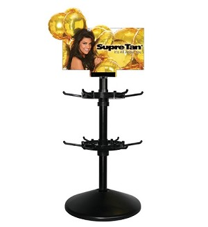 Supre Tan Empty Packet Tree Display