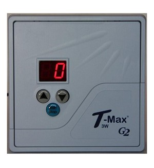 T-Max 3W G2 Wall Timer <br><i> Choose Max Time</i>