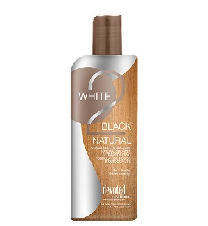 White 2 Black Natural Bronzer 8.5oz