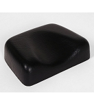 Flockan Anti-Microbial Foam Pillow Black